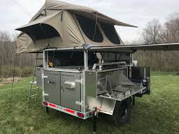 overland jeep tent peanut multi sport expedition trailer nuthouse industries
