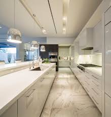contemporary kitchen design all white in the kitchen studio mm