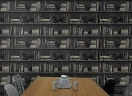 Bookshelf Background Image Bookshelf Wallpaper Dark Bookshelf Wallpaper