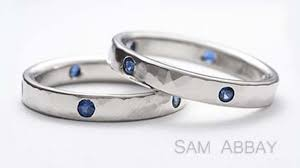new york wedding band rings with stones new york wedding ring