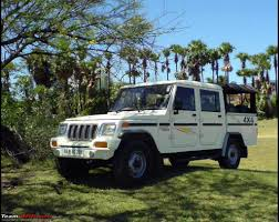 modified mahindra jeep for sale in kerala retrofitting an ac and ps in bolero camper team bhp