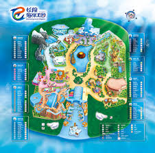 Animal World Map by Guangzhou Xiangjiang Wild Animal World Guangzhou Travel Attraction