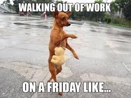 Almost Friday Meme - weekend ready blt contracting inc