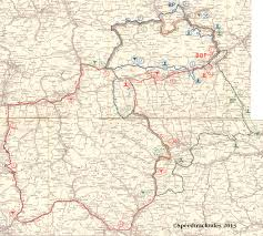 Czechoslovakia Map Course Map Isdt 1960 Austria Speed Track Tales