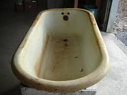 refinish cast iron bathtub refinishing cast iron bathtub bathroom design