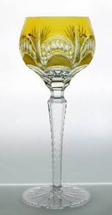Crystal Gifts Stemware Vases Rare Colors European Crystal Glassware Crystal Wine Glasses From Europe In Excellent