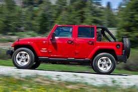 jeep wrangler top view 2014 jeep wrangler same great jeep one new trim level off road