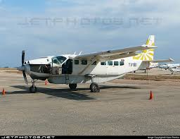 crash of a cessna 208 caravan in canaima 1 killed b3a aircraft