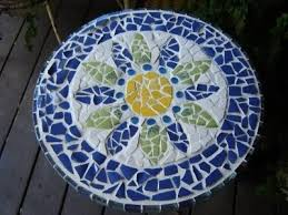 how to make a mosaic table top 353 best crafts mosaics mandalas images on pinterest mosaic