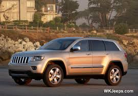 jeep grand cherokee wk2 all new 2011 grand cherokee