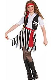 Halloween Costumes Girls Age 10 12 Amazon Halloween Concepts Children U0027s Costumes Pirate King
