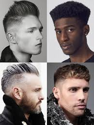 hair cuts for guys with big heads how to choose the right haircut for your face shape fashionbeans