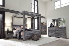 bedroom set ashley furniture ashley furniture baystorm queen canopy 5 piece bedroom set b221 ebay