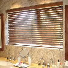best blinds for bathrooms