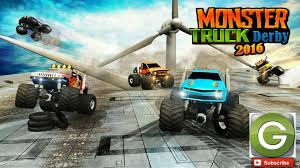 monster trucks video games monster truck derby 2016 android gameplay hd youtube