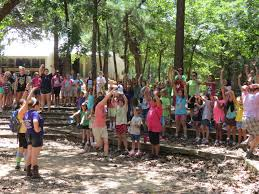 summer camp cabins kicking off summer camp at camp bette perot gsnetx council