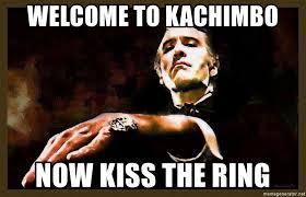 Now Kiss Meme Generator - welcome to kachimbo now kiss the ring kiss the ring meme generator