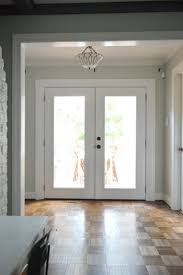 Pictures French Doors - when to diy vs when to hire it out young house love