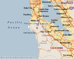 california map half moon bay the hastings house for garden weddings at a beachfront location in