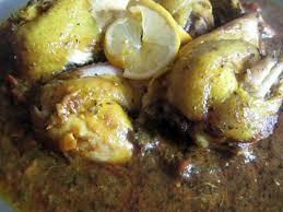 la cuisine de nad recette de poulet marocain par la cuisine de nad