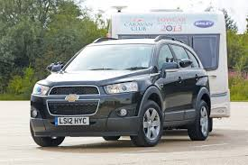 4x4 weighing over 1 800kg chevrolet captiva tow car of the