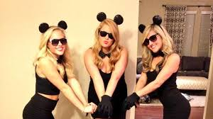 3 Blind Mice Costume Group And Couples Halloween Costumes