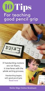 preschool lined writing paper 288 best writing skills for preschool images on pinterest weekly focus ten tips for teaching handwriting grip