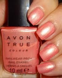 review avon true colour naiwear pro nail enamel avon