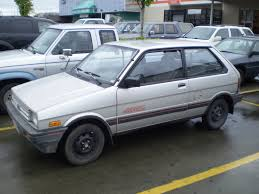 subaru justy turbo 1988 subaru justy information and photos momentcar