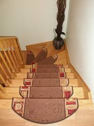 decorations stylish stair carpet runners with laminate wood