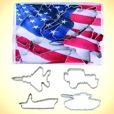 Flag Cookie Cutter Patriotic Cookie Cutters