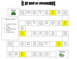 er ir ur worksheet by 8hayley8 teaching resources tes