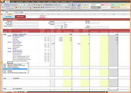 Home Construction Estimating Spreadsheet 9 Building Construction Estimate Spreadsheet Excel Download
