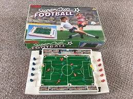 electronic table football game tomy super cup football electronic table soccer game retro
