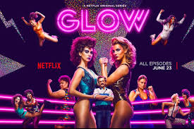 glow show glow has been renewed on netflix for a second season the verge
