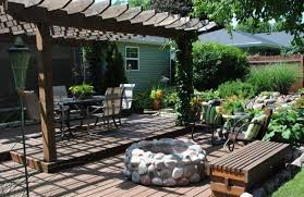 Deck And Patio Ideas For Small Backyards Garden Design Garden Design With Backyard Deck And Patio Ideas