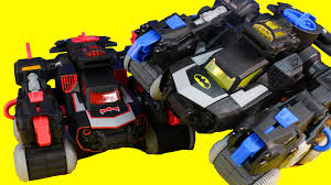 imaginext transforming batbot review comparing batbot