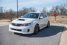 subaru wrx hatchback 2014 subaru wrx hatchback white for sale old ads classifieds