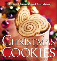 christmas cookies our december cookbook book club booklover u0027s