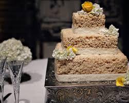 triangle catering alternative wedding cakes