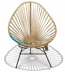 Acapulco Outdoor Chair Eco Friendly Acapulco Lounge Chair The Original Acapulco Chair