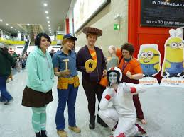 Wreck It Ralph Costume Wreck It Ralph Cosplay Group Shot By Shadow Industries On Deviantart