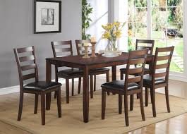 tahoe 7 piece dining set andrew u0027s furniture and mattress