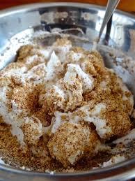hazelnut u0026 chocolate meringue torte 4 ingredients plus ate six