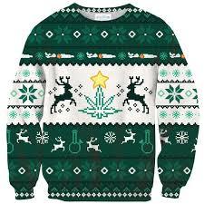 light up the tree sweater shelfies