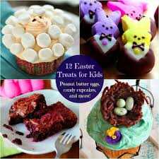 14 easter treats for kids