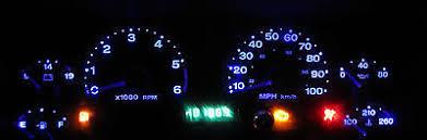 jeep wrangler dashboard lights jeep wrangler yj 1987 1995 bright green led dash light kit 194 74