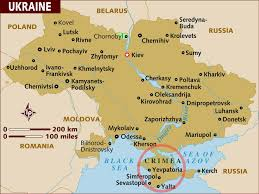 Map Of Eastern Europe And Russia by Ukraine U0027s U0027dangerous Game U0027 Why The Crimea Conflict Matters Nbc News