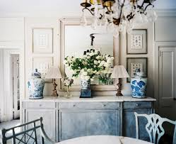 lonny magazine dining rooms ming ginger jars wood beveled