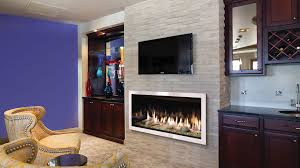Contemporary Gas Fireplace Insert by Emberwest Fireplace U0026 Patio U2013 The Finest Hearth Dealer In Silicon